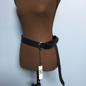 B-Low the Belt Faux Leather Belt